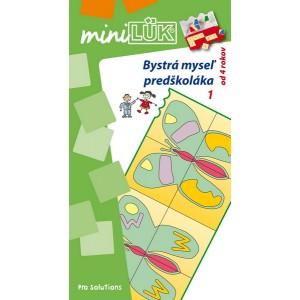 miniLÜK - Bystrá myseľ predškoláka 1