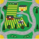 Hrací koberec Farma, 1 ks