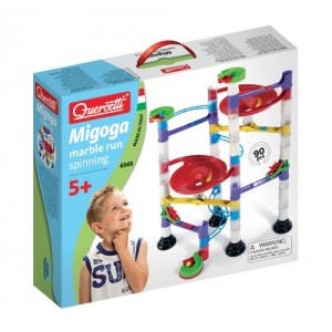 Stavebnica Marble Run Spinning