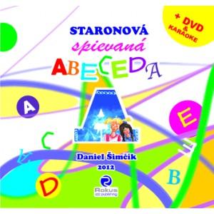 Staronová spievaná abeceda + DVD & Karaoke