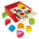 Krabička s tvarmi - Krtko