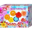 Výroba mydla - doprava