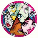 Lopta Monster High 23 cm
