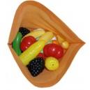 Taktilná hra - Ovocie a zelenina