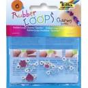 Prívesky Loops - RUBBER FUNLAND