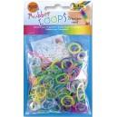 Gumičky Loops - mix farieb, 600 ks