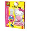 Sadrový komplet Hello Kitty