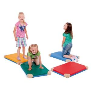 Detská gymnastická žinienka