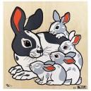 Mama zajačica