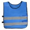 Reflexná vesta, modrá