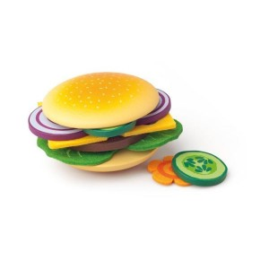 Priprav si svoj hamburger