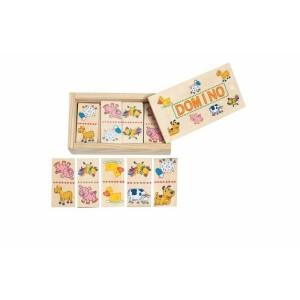 Malé domino - zvieratká