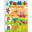 Playmais Kniha Prvé výtvory