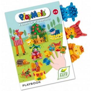 Playmais Kniha Nápady na hru