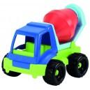 Bager, miešačka, nákladné autíčko 20 cm