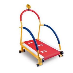 Detský fitness - Bežiaci pás