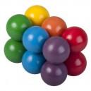 Hlavolam farebné guličky