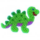 MAXI korálky podložka Dinosaurus