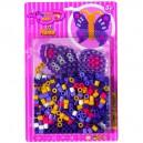 MAXI korálky Motýľ, 250 ks