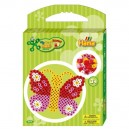 MAXI korálky darčekový box - Motýľ