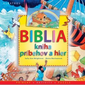Biblia - kniha príbehov a hier
