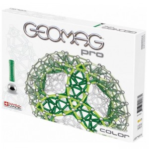 Magnetická skladačka Pro Color 66