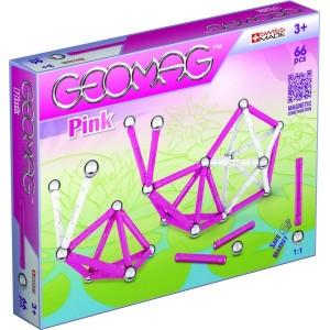 Magnetická skladačka Kids Color Girl 66