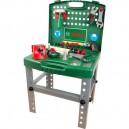 Pracovný stôl v kufríku so šraubovákom Bosch