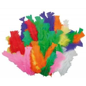 Farebné perie, 60 ks