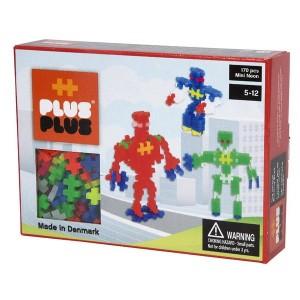 Plus-Plus Mini 170 Neon, Roboti