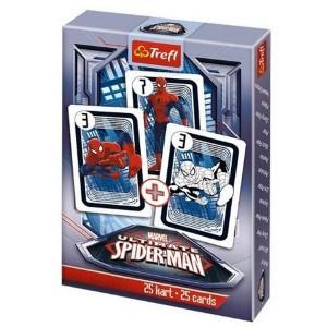 Trefl Karty Čierny Peter - Spiderman