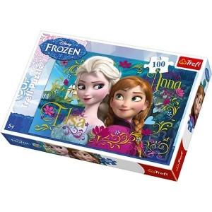 Trefl 100 - Ľadové kráľovstvo