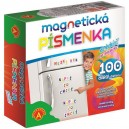 Magnetické písmenka na chladničku