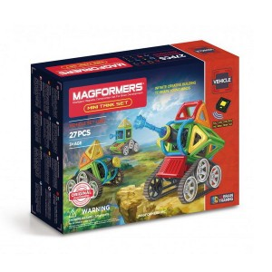 Magformers Mini Tank