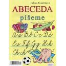 Abeceda, píšeme A-CH, A5