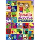 Pexeso Veselá abeceda - papierové