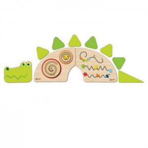 Manipulačná dekorácia Krokodíl
