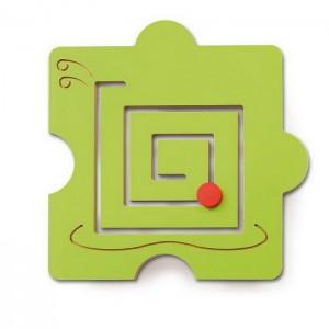 Nástenný labyrint Slimák