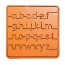 Grafomotorický labyrint Písmená