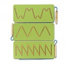 Magnetické bludiská, zelený set