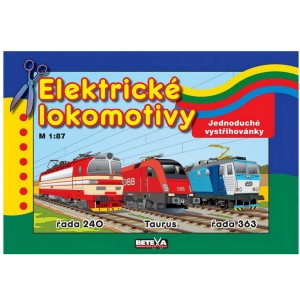 Betexa Elektrické lokomotívy
