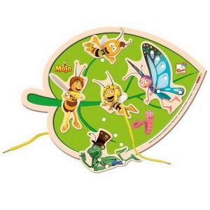 Šitie list - Včielka Maja