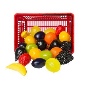LAP Košík Ovocie, 27 ks