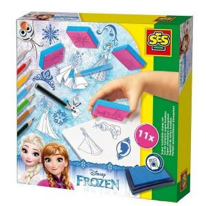 Ses Creative Pečiatky Frozen