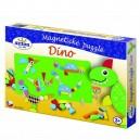 Magnetické dieliky Dino