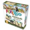 Pexetrio Dinosaury