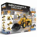 Clementoni Mechanické Laboratórium Stavebné stroje