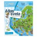 Kúzelné čítanie-Atlas sveta