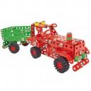 Alexander Malý konštruktér - Traktor s prívesom