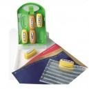 Playbox Dierkovačky bordúry v kufríku, 6 ks